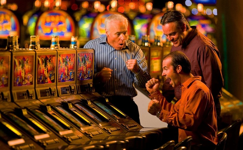 You do not require any money to play the free slot games